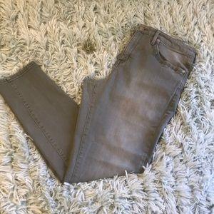 Mission skinny pants olive green